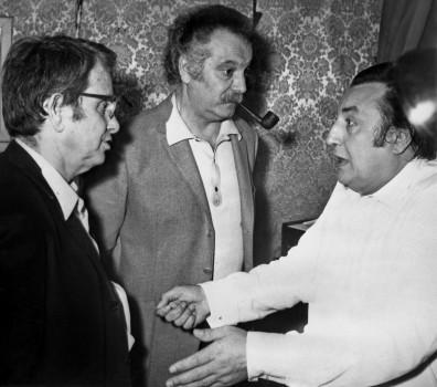 Canetti, Brassens et Devos