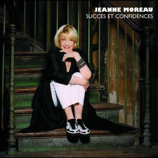 CD Jeanne Moreau - Succès et confidences