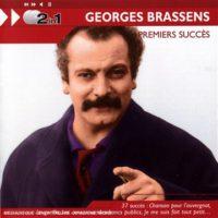 CD Georges Brassens - Premiers succès