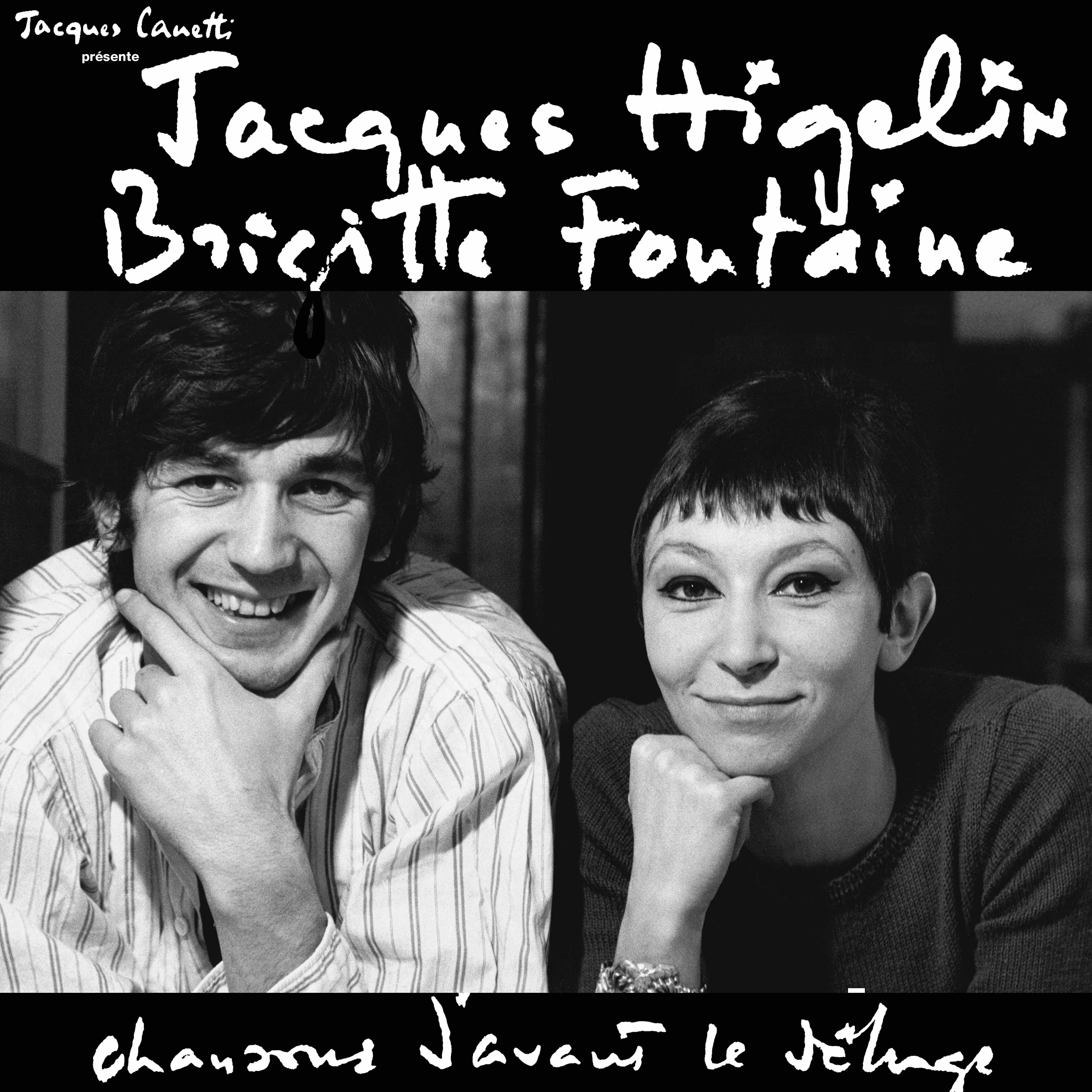 Produit Fontaine Higelin - Chansons d'avant le déluge