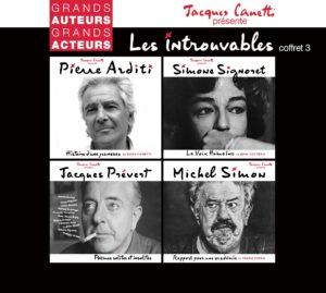 Les introuvables 3 - Productions Jacques Canetti