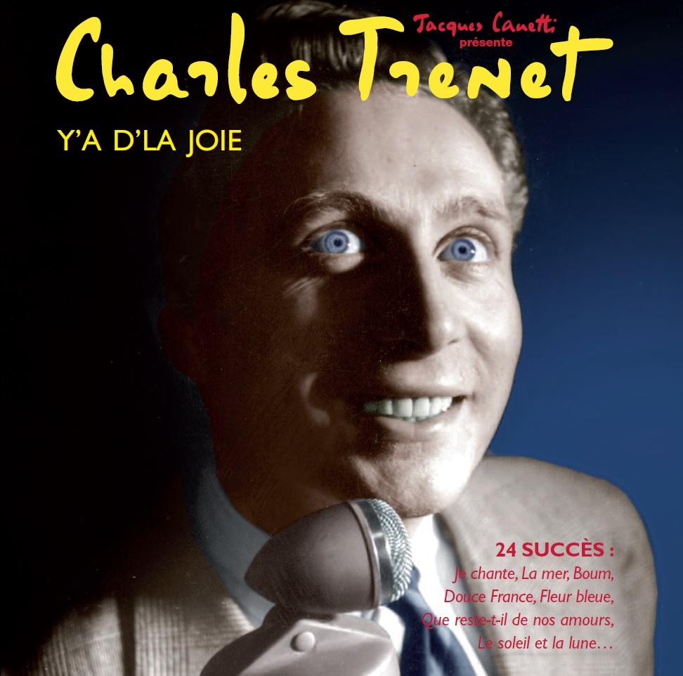 Produit Charles Trénet - Y'a d'la joie