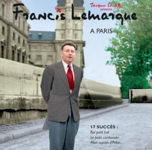 Produit Francis Lemarque - A Paris