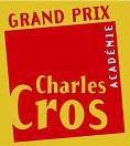 Grand Prix de L'académie Charles Cros