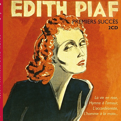 CD EDith Piaf - Premiers succès