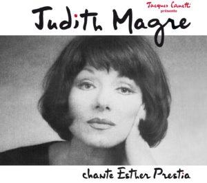 CD - Judith Magre chante Esther Prestia