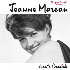 CD - Jeanne Moreau chante Bassiak