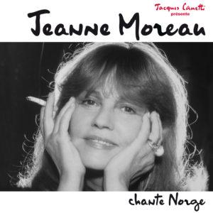 CD - Jeanne Moreau chante Norge