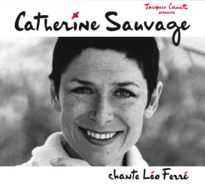 CD - Catherine Sauvage chante Léo Ferré