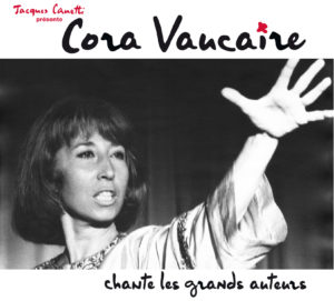 CD - Cora Vaucaire chante les grands auteurs