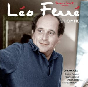 CD - Léo Ferré - L'homme