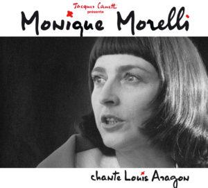 CD - Monique Morelli chante Louis Aragon