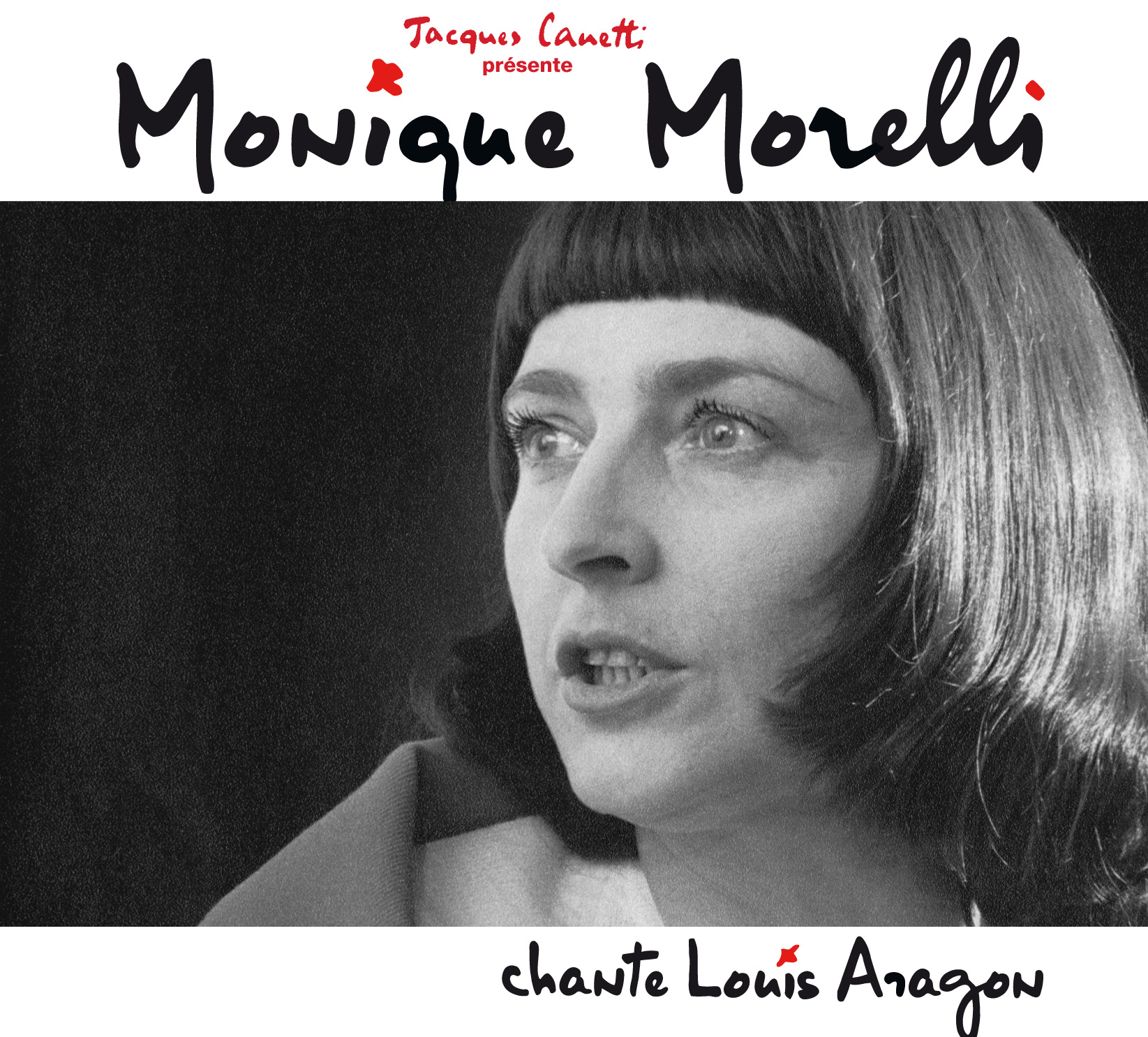 CD - Monique Morelli chante Louis Aragon