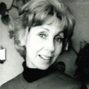 Lucienne 1974 copyright Eve Sobel