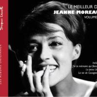 Jeanne Moreau - Le meilleur - Productions Jacques Canetti