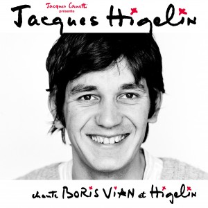 Vinyle JACQUES HIGELIN - Productions Jacques Canetti