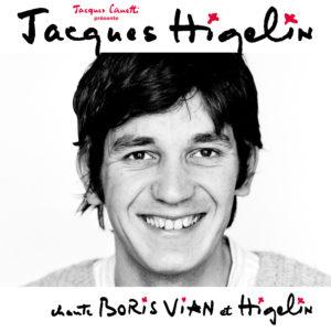Vinyle JACQUES HIGELIN - Productions Jacques Canetti