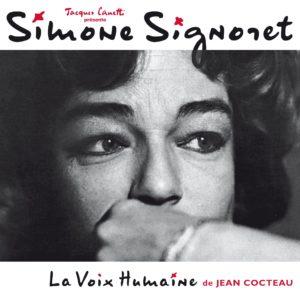 Vinyle SIGNORET - Productions Jacques Canetti