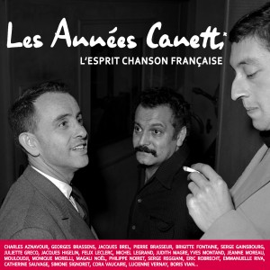 LES ANNEES CANETTI vinyle - Productions Jacques Canetti